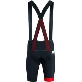 assos Equipe RS S9 Bib Shorts Men national red